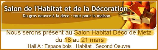 Salon Habitat Déco Metz 2011