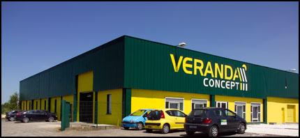 Entreprise Véranda Concept